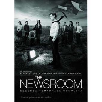 The Newsroom - Temporada 2 - DVD