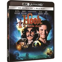 Hook - UHD + Blu-Ray