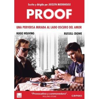 Proof (La prueba) V.O.S. - DVD