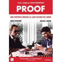Proof (La prueba) (V.O.S.) - DVD