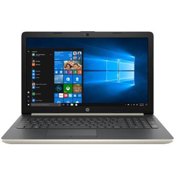 Portátil HP Notebook 15-da0050ns Oro