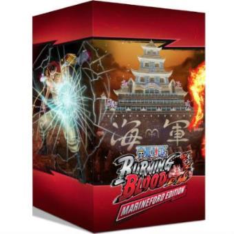 One Piece: Burning Blood - Edición Coleccionista Marineford Xbox One