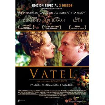 Vatel (Ed. especial con versión extendida) - DVD