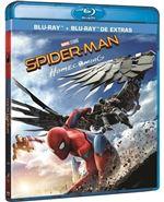 Spiderman: Homecoming - Blu-Ray + Blu-Ray Extras
