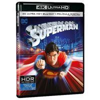 Superman - UHD + Blu-Ray
