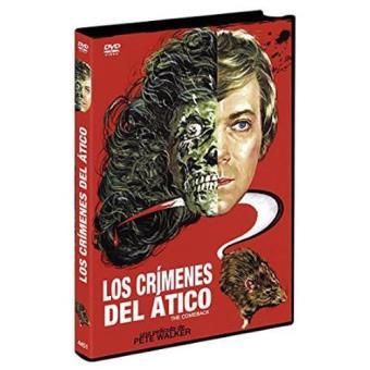 Los crímenes del ático - DVD