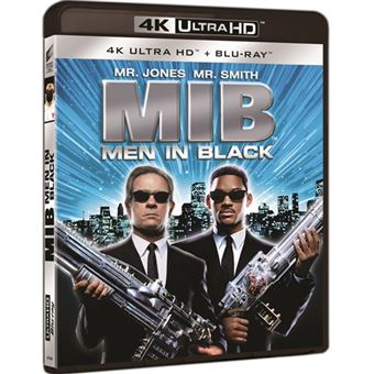 Men in Black - UHD + Blu-Ray