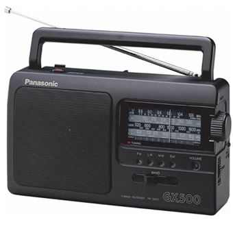 Radio Portátil Panasonic RF-3500 AM/FM