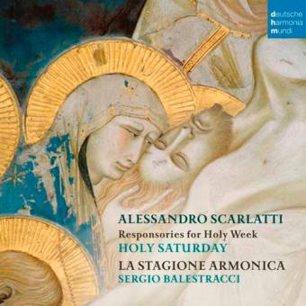 Alessandro Scarlatti - Responsories for The Holy Week - Holy Saturday