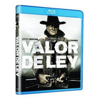 Valor de ley - Blu-Ray