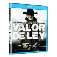 Valor de ley - Blu-Ray