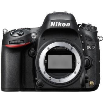 Cámara Réflex Nikon D610 Body