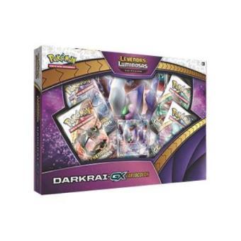 Pokémon Colección Darkrai-GX variocolor de Leyendas Luminosas
