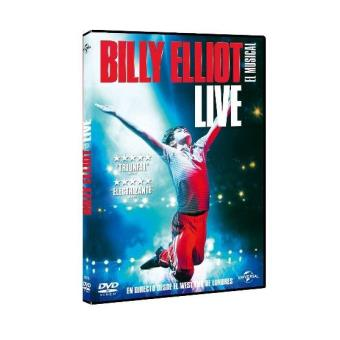 Billy Elliot. El musical - DVD
