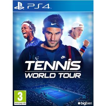 Tennis World Tour Ps4 Para Los Mejores Videojuegos Fnac