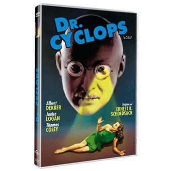Dr. Cyclops V.O.S.  - DVD