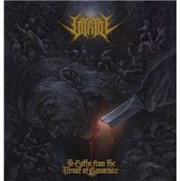 To Bathe From The Throat Of Cowardice - Vinilo