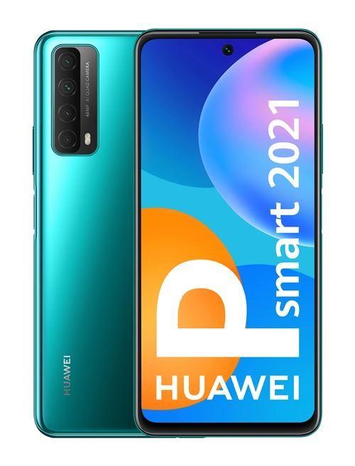 Huawei P Smart 2021 6,67'' 128GB Verde