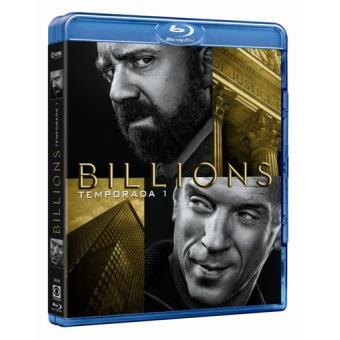 Billions - Blu-Ray Temporada 1