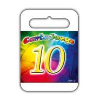Cantajuego Vol 10 - DVD