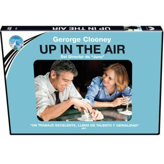 Up In The Air - DVD Ed Horizontal