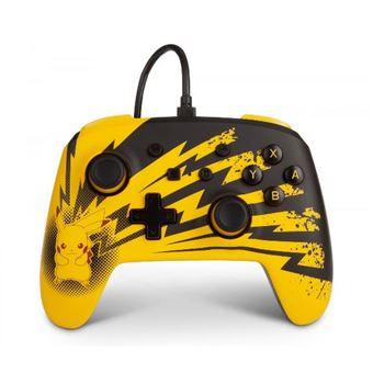Mando Power A Pokémon Lightning Pikachu para Nintendo Switch