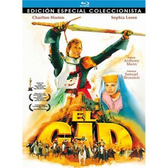El Cid - Blu-Ray + Cómic