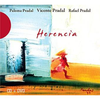Herencia + DVD