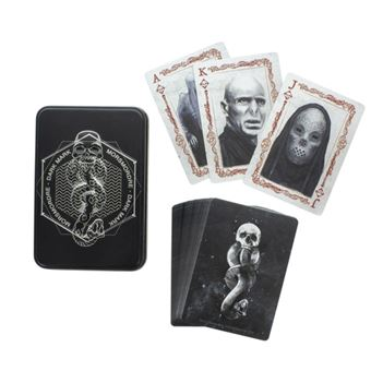 Baraja de cartas Harry Potter Artes Oscuras