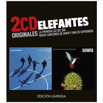 La Primera Luz del Día / Nueve Canciones de Amor y una de Esperanza - 2 CDs