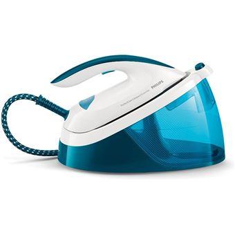 Centro de planchado Philips PerfectCare Compact Essential Azul