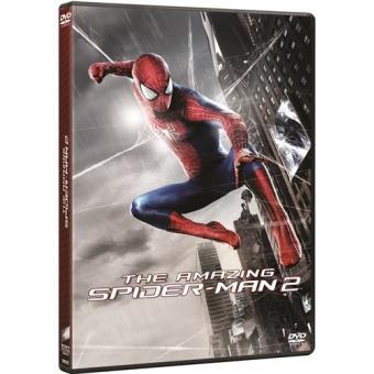 The Amazing Spiderman 2 El poder de Electro - DVD