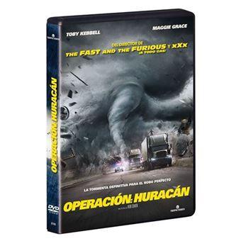 Operación Huracán - DVD