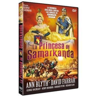 La princesa de Samarkanda - DVD