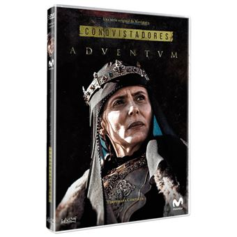 Conquistadores: Adventvm - Temporada 1 - DVD