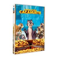 Operación Cacahuete - DVD