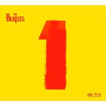 1 The Beatles + Blu-Ray