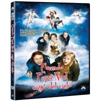 Cuando Papa Noel cayó del cielo - DVD