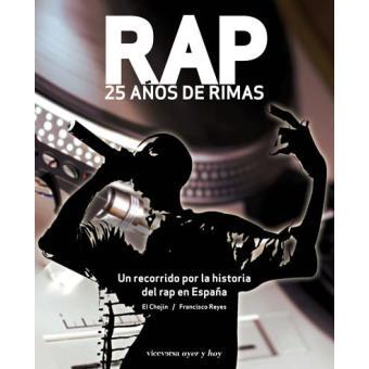 Rap 25 años de rimas