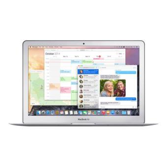 """Apple MacBook Air 11""""  256 GB Plata"""