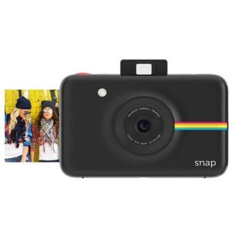 Cámara Instantánea Polaroid Snap Negra Kit