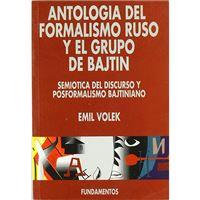Antología del formalismo ruso y el grupo de Batjin