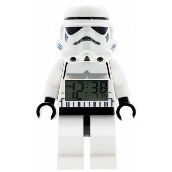 LEGO Star Wars Reloj despertador Stormtrooper
