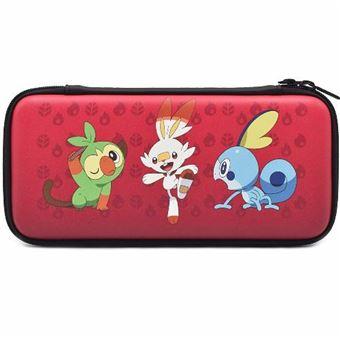 Funda rígida Hori Pokémon Espada y Escudo (Nintendo Switch