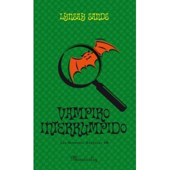 Los hermanos Argeneau 8. Vampiro interrumpido
