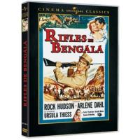 Rifles de Bengala - DVD