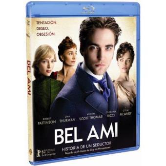 Bel Ami, historia de un seductor - Blu-Ray
