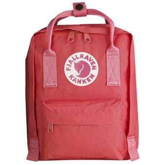 Mochila Kanken Mini Peach Pink