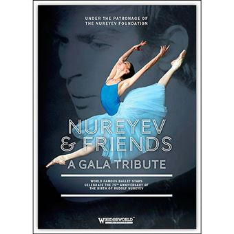 Nureyev & Friends - A Gala Tribute - DVD