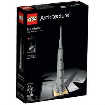 LEGO Architecture Burj Khalifa
